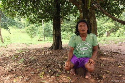 Pastor de la comunidad de Bangkukuk Taik